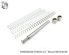 "DPM MULTI MECHANICAL RECOIL REDUCTION SYSTEM FOR TANFOGLIO STOCK 4.5"" Barrel"