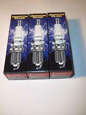 3 ZXU20PR11 Iridium Spark-Plugs for Nissan Pixo, Suzuki Alto, Splash Opel Agila