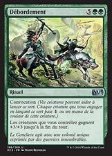 MTG Magic M15 - (4x) Overwhelm/Débordement, French/VF