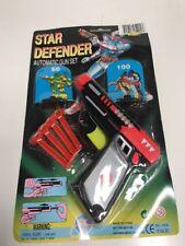 Vintage 1980s ? 1990s Star Defender Motu Ko Style Rack Toy Robotech? S2