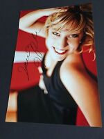 LAURA WILDE In-Person signed Autogramm Foto 20x30 sexy