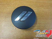 2011-2017 Dodge Challenger & Charger Dodge Logo Black Center Wheel Cap Mopar OEM