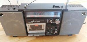 Radiorecorder/Ghettoblaster Siemens RM 735 (Sanyo M 9996) - sehr gut erhalten
