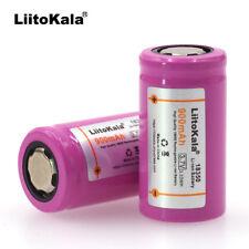 Liitokala ICR 18350 Li-ion battery 900mAh rechargeable battery 3.7V