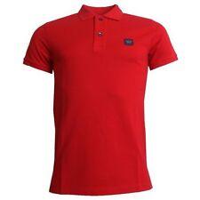 Abbigliamento da uomo rossi di marca Paul & Shark