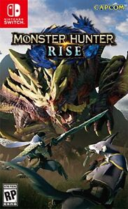 Monster Hunter Rise - Jeu Nintendo Switch - Lire description