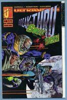 The Solution #4 (Dec 1993, Malibu [Ultraverse]) [Break-Thru] Hudnall, Robertson