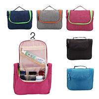 Waterproof Travel Kit Organizer Bathroom Storage Cosmetic Hanging Toiletry Bag