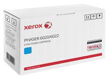 Original Toner Cyan für Xerox Phaser 6020 6020BI 6022 WorkCentre WC 6025 6027
