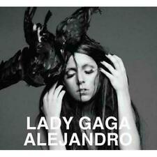 "Lady Gaga CD single (CD5 / 5"") Alejandro"