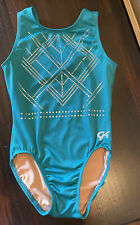 Gk Elite Gymnastics Leotard Size Adult XS Excellent Condition