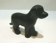 1 x LEGO® °Belville Figur Hund schwarz wie auf dem Foto.