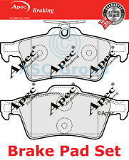 Apec Rear Brake Pads Set OE Quality Replacement PAD1448