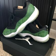 Air Jordan 11 Retro Low Snakeskin Size 10