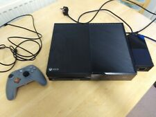 XBOX ONE CONSOLE - 500GB BLACK WITH CONTROLLER.