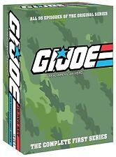 G.I. GI Joe: A Real American Hero Complete Series Seasons 1 2 3 4 Boxed DVD Set