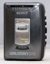 Vintage SONY Walkman WM-FX181 Stereo Cassette Player, SERVICED. FM/AM Tuner