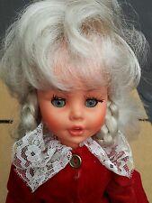 "Furga Italy Alta Moda 14"" Platimun Blonde Doll"