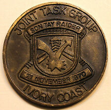Son Tay Raiders Special Forces POW Raid Op IVORY COAST Vietnam Challenge Coin