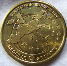 MED3952 - MEDAILLE COLLECTION EUROPEENNE - FONTAINE DE VAUCLUSE