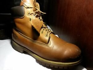 timberland men boots size 12
