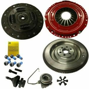 FLYWHEEL, SPORTS CLUTCH KIT, BOLTS AND CSC FOR HOLDEN ASTRA