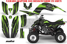 AMR RACING DEKOR GRAPHIC KIT ATV YAMAHA RAPTOR 125/250/350/660/700 NUKE B