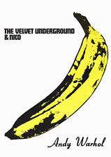 Reproduction The Velvet Underground & Nico Poster, Home Wall Art