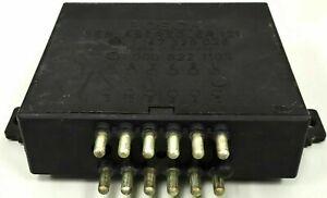 80-91 Mercedes W126 Blower Fan Regulator Speed Control Module Bosch OEM 560SL