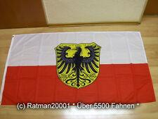 Fahnen Flagge Nördlingen Digitaldruck - 90 x 150 cm