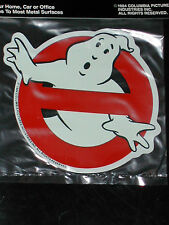 Ghostbusters Magnet Ghostbuster Original Small Size Ghost GLOWS Movie Film RARE
