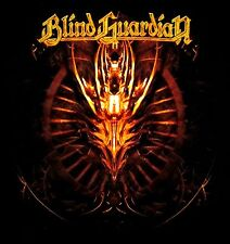 BLIND GUARDIAN cd lgo RED DRAGON Official TOUR SHIRT XL New OOP sacred words