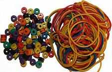 200 Tattoo Needle Rubber Bands 200 Double Sided Gromment Tattoo
