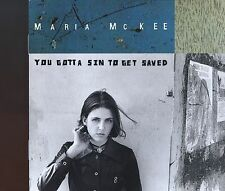 Maria McKee / You Gotta Sin To Get Saved