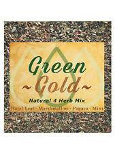 Green Gold Herbal Coffee Shop Blend Greenco Herb Mix Alternative Replacement 50g