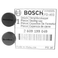 Bosch GDR GDS 12V 14.4V 18V Ni-mh Impact Driver Wrench Brush Cover 2609199049