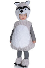 Alaskan Husky Puppy Dog Toddler Costume