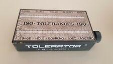 ISO TOLERATOR ISO-Tolérance Clé Alésage PE