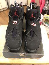 "2007 Nike Air Jordan VIII 8 Retro ""Playoffs"" Sz.8 305381 061 RESTORATION PROJECT"