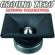 Ground ZERO GZCT 4000x 16 x 12 CM TWEETER ALTOPARLANTI Horn Tweeter 140w