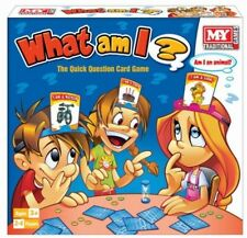 What Am I? Header Card GAME GUESS WHO TRADITIONAL Children Guess Head Bands Band