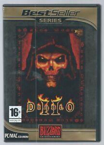 Diablo II / Diablo 2 - PC MAC 2000