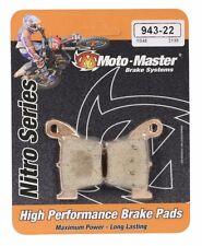 Moto-Master Rear Brake Pad Honda