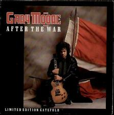 """GARY MOORE After The War  7"""" G/Fold Ps"""