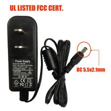 AC to DC 12V 1.5A 12V1.5A Power Supply Switching for Cameras DVR NVR LED Light