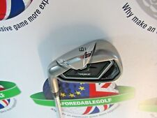 TAYLORMADE LEFT HAND RBZ 6 IRON RBZ STEEL SHAFT REGULAR FLEX