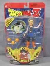 Dragonball Z Andoids Saga ANDROID 18 Action Figure 2000
