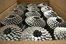 """Stainless Steel Pneumatic Coil Nails 1 1/2"""", 7200 pcs"""