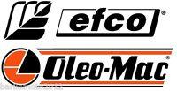 Ricambi EFCO / OLEO MAC Motoseghe / Decespugliatore / Soffiatore / Potatura ecc.