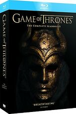 Game of Thrones  Complete Series 1 - 5 Blu Ray Box Set